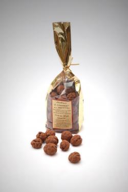 Bonbons noisettes / chocolat