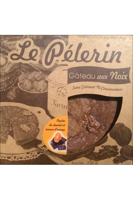 Gâteaux aux noix chocolat/orange