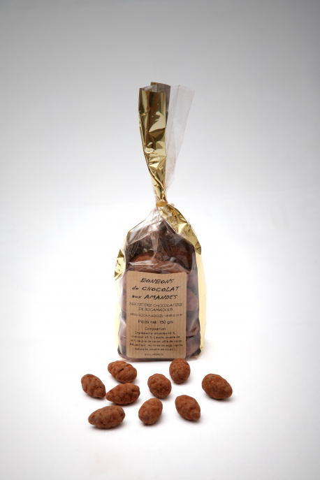 Bonbons amandes / chocolat